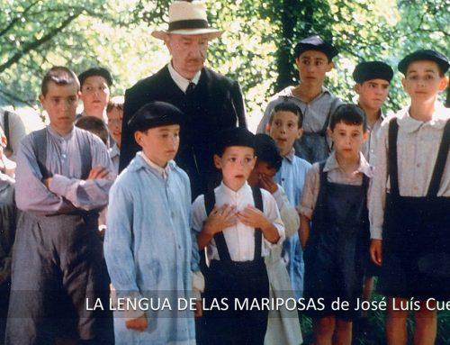 """El paper de l'educador en la pel·lícula """"La lengua de las mariposa"""" de José Luís Cuerda."""