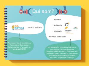Projecte Educatiu - Ro-bòtica